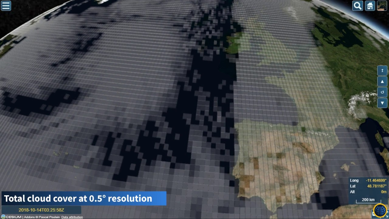 Community Experiments with Time-Dynamic 3D Tiles | cesium com