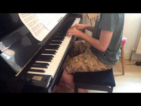 Chord Left by Agnes Obel (piano cover)