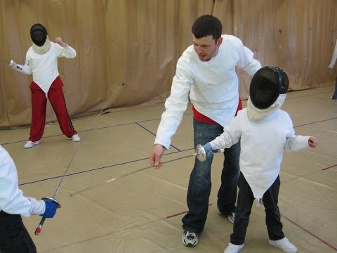 Guard Up Fencing and Swordsmanship Classes