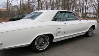 1964 Buick Riviera For Sale~Low Miles~Loaded W/ Options~Runs and Drives Fantastic!!