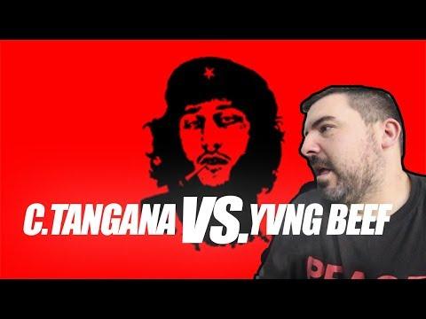 ¿SOY MÁS DE TANGANA O DE YUNG BEEF? | REACCIÓN | sitofonkTV