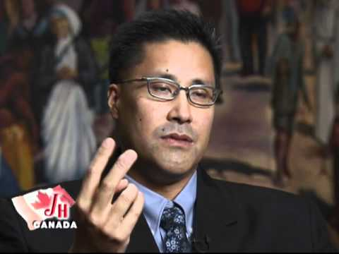 Journey Home - 09-19-2011 - Canadian Fed of Cath Physicians Societies - Marcus Grodi with Dr Lau