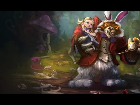 Annie League Skins