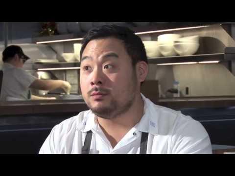 David Chang Interview