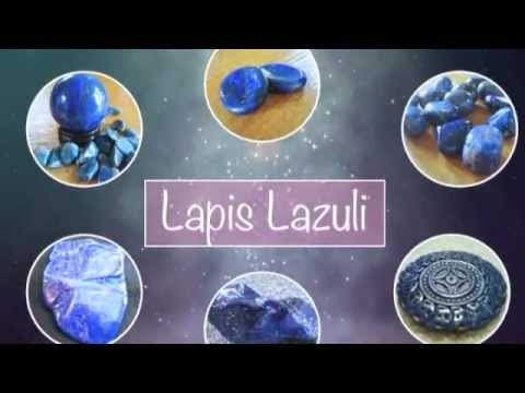 Lapis Lazuli - Lets Talk Stones