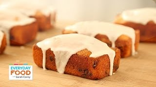 Cranberry-Orange Loaves - Everyday Food with Sarah Carey