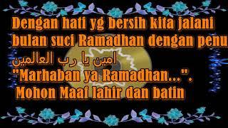 Download Video Kumpulan kata kata indah menyambut Ramadhan MP3 3GP MP4