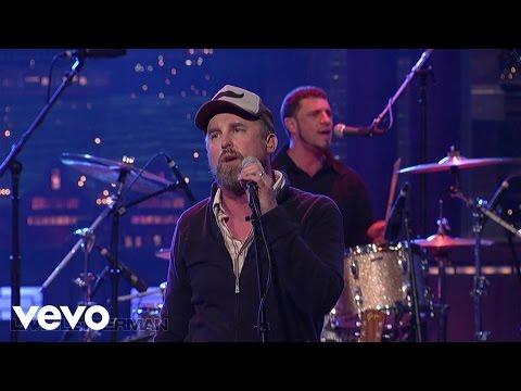 Cake - Mustache Man (Live on Letterman)