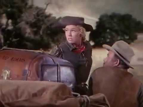 Doris Day - Racist Rant - Calamity Jane 1953