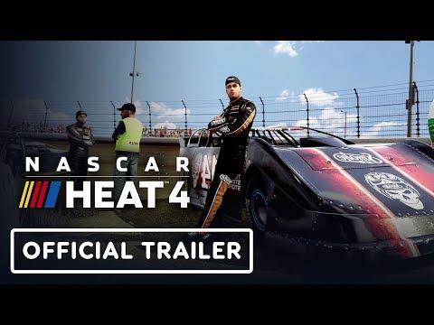 NASCAR Heat 4 Launch Trailer