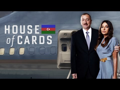 Azerbaijan Is Accused of Building a Monarchy