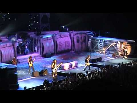 Iron Maiden - Satellite 15 / The Final Frontier / El Dorado (Live in Sydney, 24-Feb-2011)
