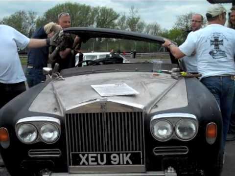 Live Rolls Royce Roof Chop Ppc Magazine Youtube