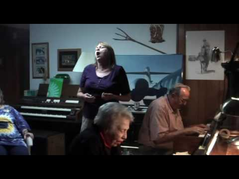 Suzanne Sings Robert Goulet
