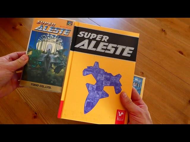Le guide ultime Super Aleste (version deluxe), par Yace.