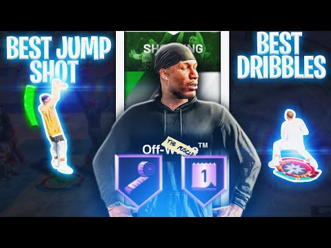 NBA 2K20 BEST JUMPSHOT! Duke Dennis Dribble Moves, Best Shooting Badges on NBA 2K20! BEST BUILD 2K20