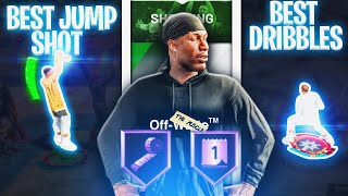 NBA 2K20 BEST JUMPSHOT! Duke Dennis Dribble Moves, Best Shooting Badges on NBA 2K20! BEST BUILD 2K20