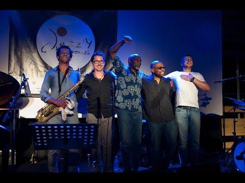 Jazz'y Krampouezh 2014  Ray LEMA   Anikulapo   rappel