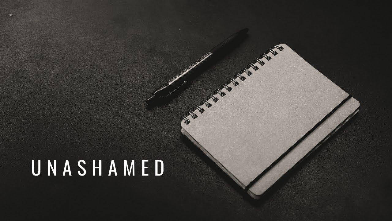 Last Words 3 - Unashamed - Cross Connection Church