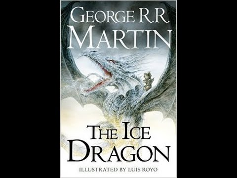From Krimson's Library: The Ice Dragon