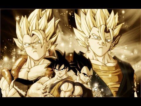 Dragon Ball Z Abridged (SSJ9k) - Funniest moments (Part 1)