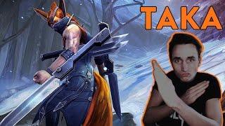 TAKA | der Jungler mit rotem HAAR | Vainglory iPad Gameplay
