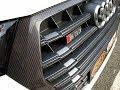 Audi SQ7 con Detalles en Impresion Fibra de Carbono Brillante - Car Wrapping by Pronto Rotulo