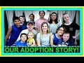 WHICH KIDS ARE SIBLINGS? | OUR ADOPTION STORY!