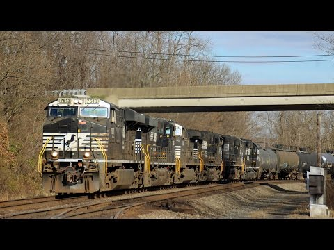 Trains In And Around Derry, PA: Volume II