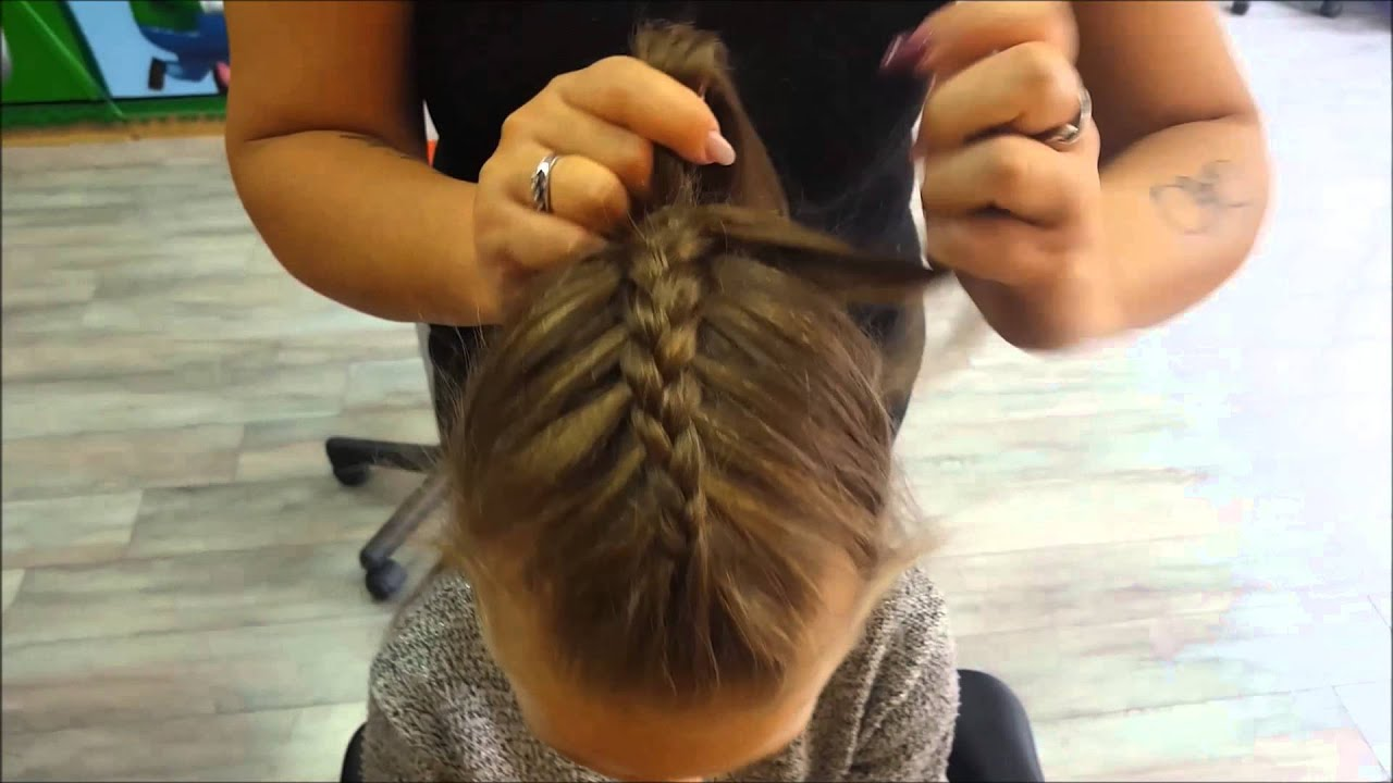 Tuto tresse africaine youtube - Comment faire une tresse indienne ...