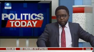 Politics Today: President's Voice Note Sparks Reactions From Nigerians Pt. 1