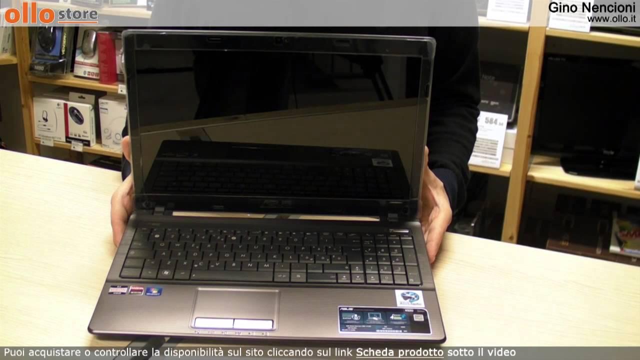 Asus K53U Notebook Windows 8 X64
