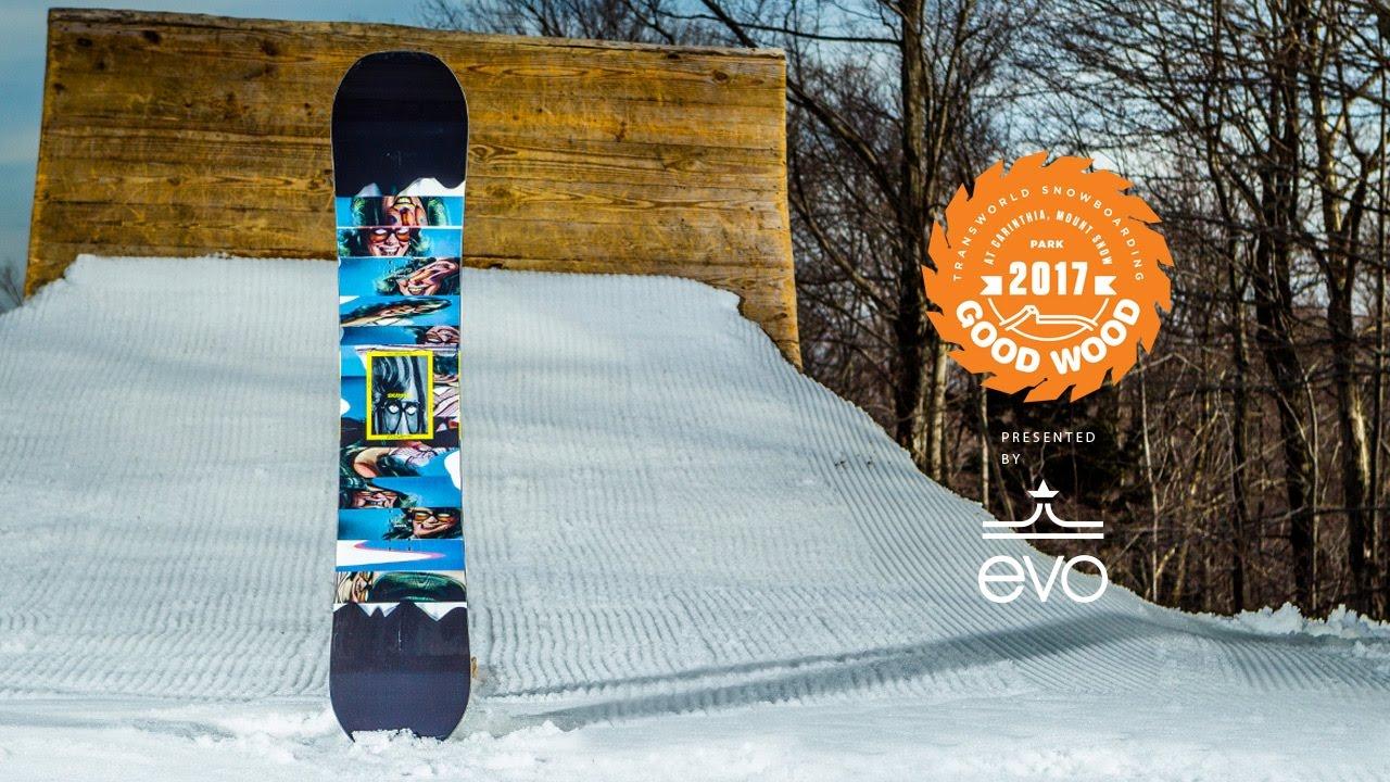 Best Snowboards of 2016-2017: Rome Buckshot - Good Wood ...