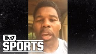 Herschel Walker: I'm With Trump, NFL Should Ban Kneeling! | TMZ Sports