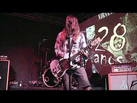 Nirvana - Sifting - Live 89