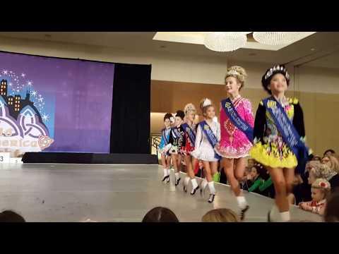 Ellie Maddox Irish Dance -  Mid America 2016 Oireachtas Winner