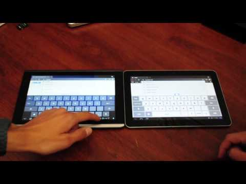 Samsung Galaxy Tab 10.1 Vs. Acer Iconia Tab A500
