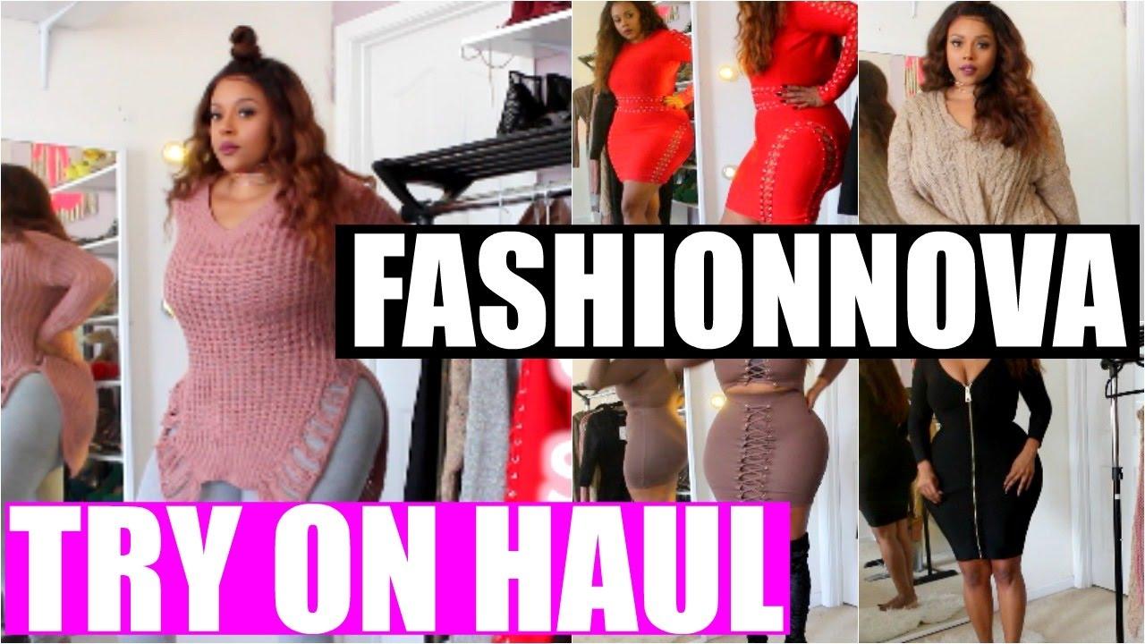 96b3589acd3 Fashion Nova Try On Haul- Jeans