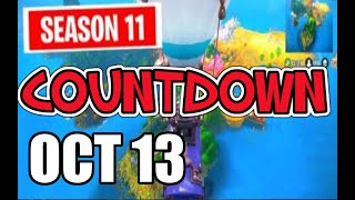 Season 11 Countdown Gameplay Live Stream | Rowlandayso215