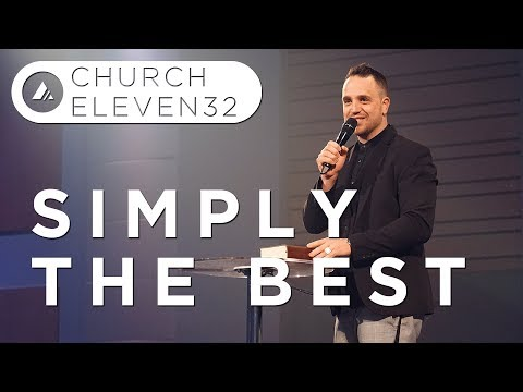 Pastor Mark Francey | Simply the Best