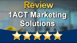1ACT Marketing Solutions SEO Services & Website Design Toronto          Great           5 Star ...