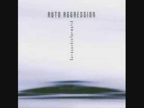 autoaggression - blau