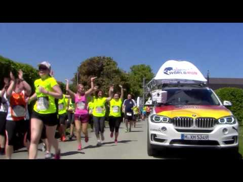 Der Wings for Life World Run in München