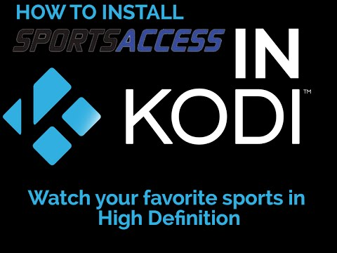 how to fresh start kodi