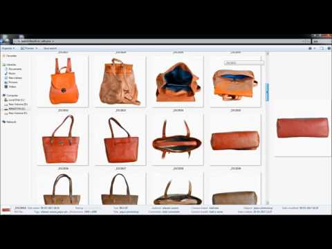 Product / Commercial Photography | Ladies Bags