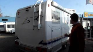 Burstner Camper I 647 G 1999  Hymer 644 G  nu bij Meerbeek Caravans  Campers uw Bovagcamperdealer