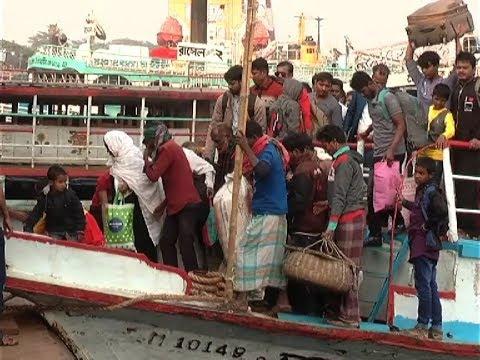 চাঁদাবাজি-হয়রানিসহ নানা অনিয়মে থমকে আছে নারায়ণগঞ্জ নদী বন্দর | River Ports of Bangladesh