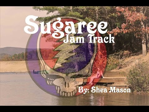 Emaj Backing Track (Sugaree Jam)
