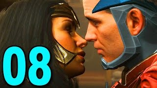 Injustice 2 - Part 8 - Superman and Wonder Woman 😏