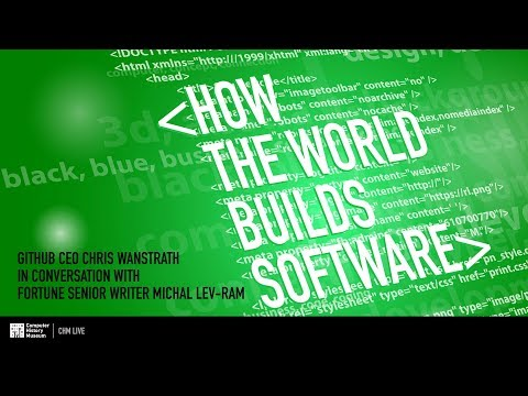 CHM Live | How the World Builds Software